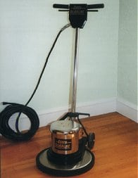 Essex Silverline 17 inch Floor Polisher