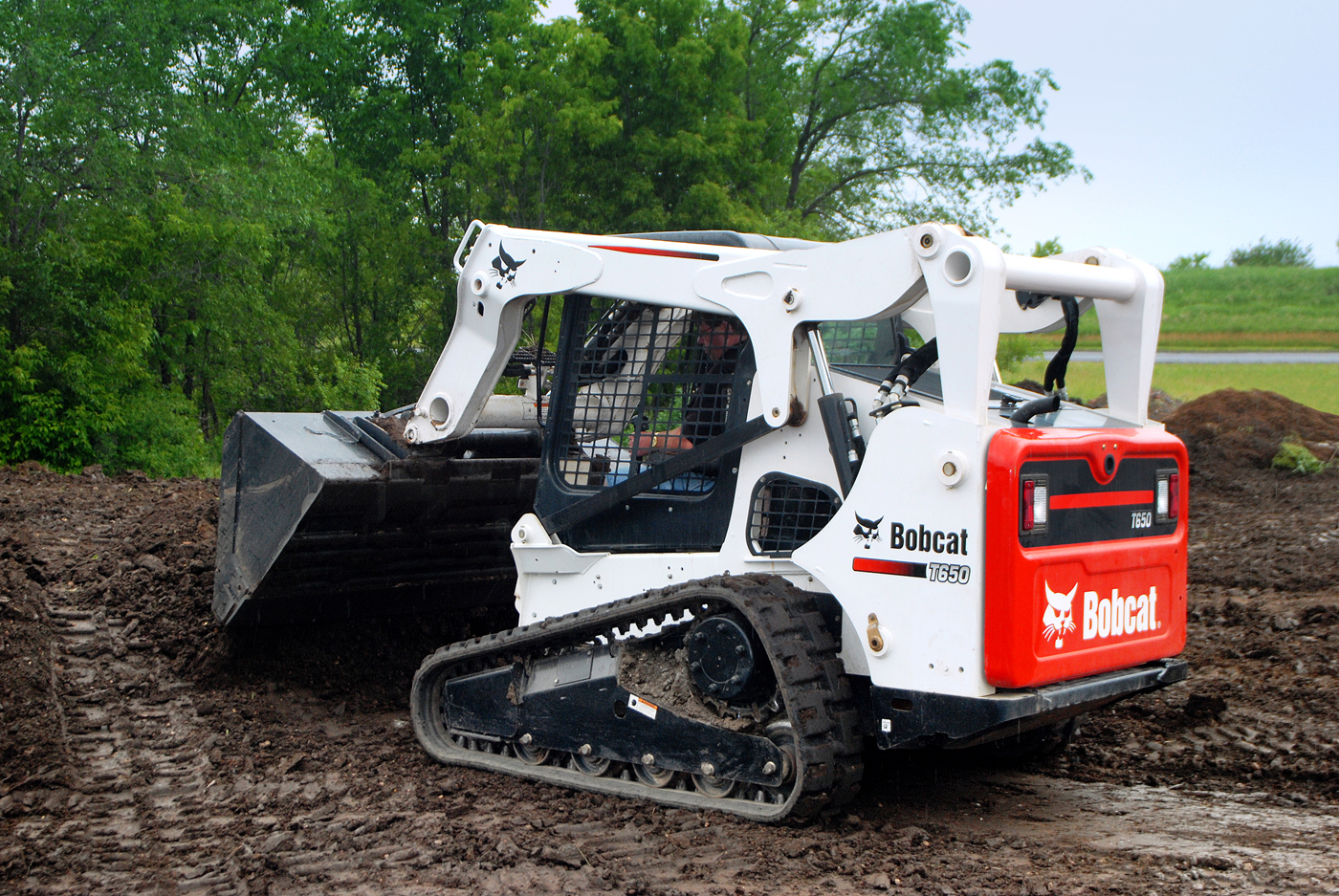 Bobcat Rentals A Motorized Swiss Army Knife Eagle Rentals