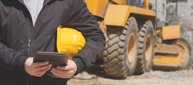 develop with some construction rental equipment