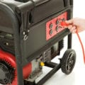 Generators provide you with an emergency power source