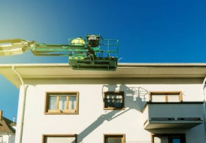 Aerial lift rentals come in many different sizes