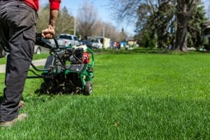 Rejuvenate Your Yard with Aerator Rentals